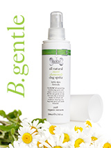 All Natural Sweet Chamomile Dog Spritz (200ml) - Our all natural sweet chamomile spritz spray is used to refresh and condition coats leaving them smooth and silky with the sweet scent of chamomile. Contains wheat protein which has conditioning, moisturising and detangling properties to make the hair look shinier and feel softer. Chamomilla recutit...